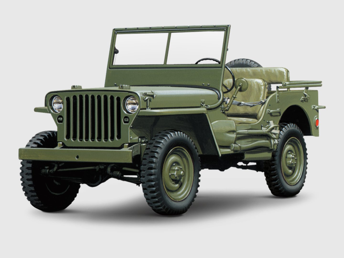 Willys Jeep For Sale >> Jeep History Discover Jeep Brand History From 1940 To 1949