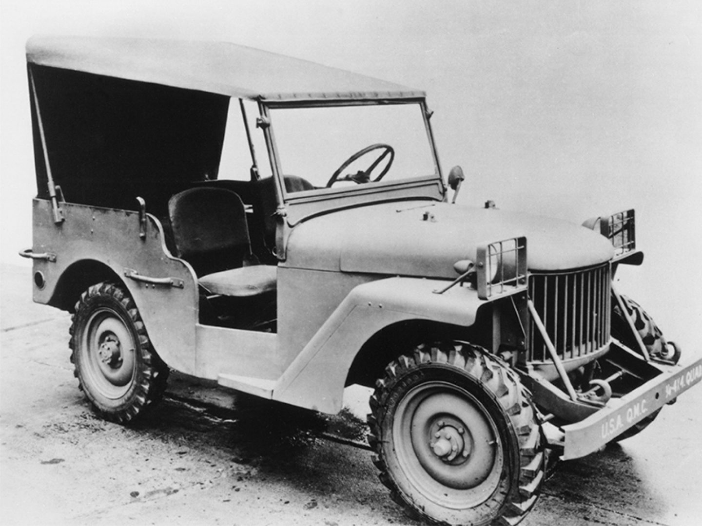 Jeep® History - Discover Jeep Brand History from 1940 to 1949
