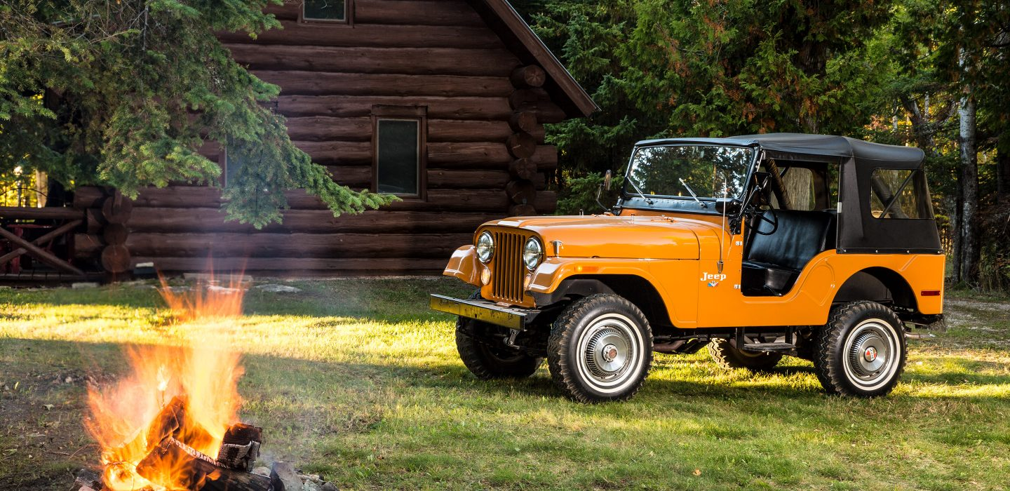 Jeep® History - Checkout Jeep Brand History from 1950 to 1959