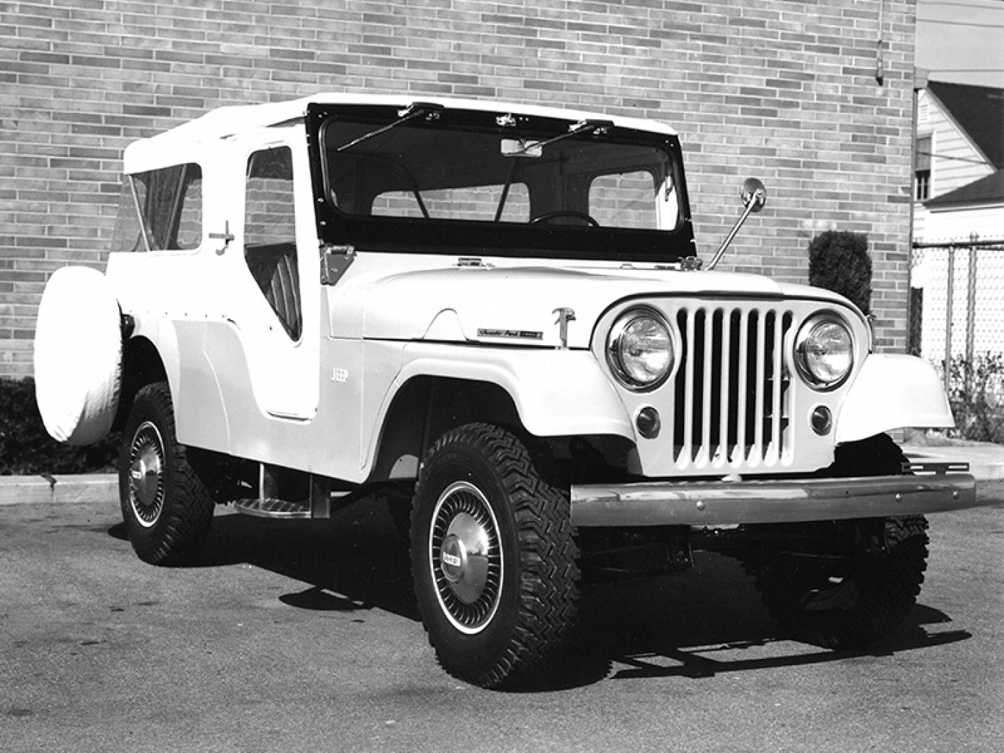 1960s 1960 Willys Jeep For Sale Used Cj 5a 6a Tuxedo Park