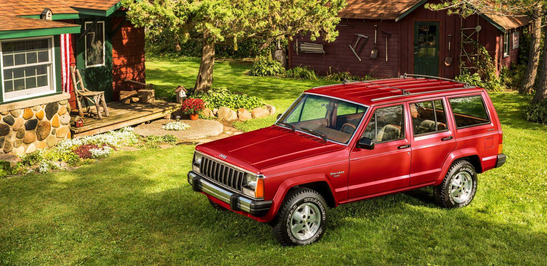 1980s Jeep Comanche Selec Trac A New Sport Utility Vehicle Suv