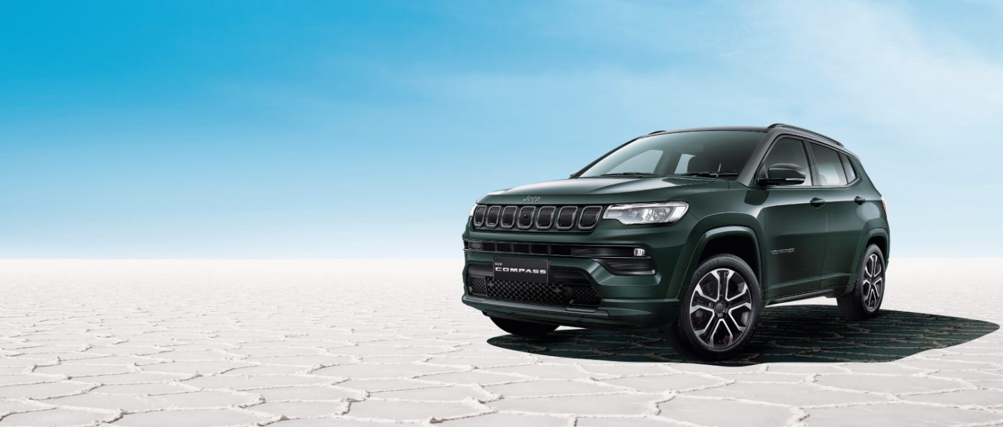 The New Jeep Compass Jeep India