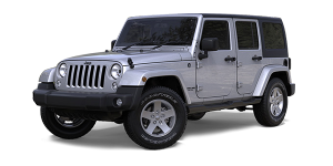 Jeep Wrangler Unlimited Jeep India