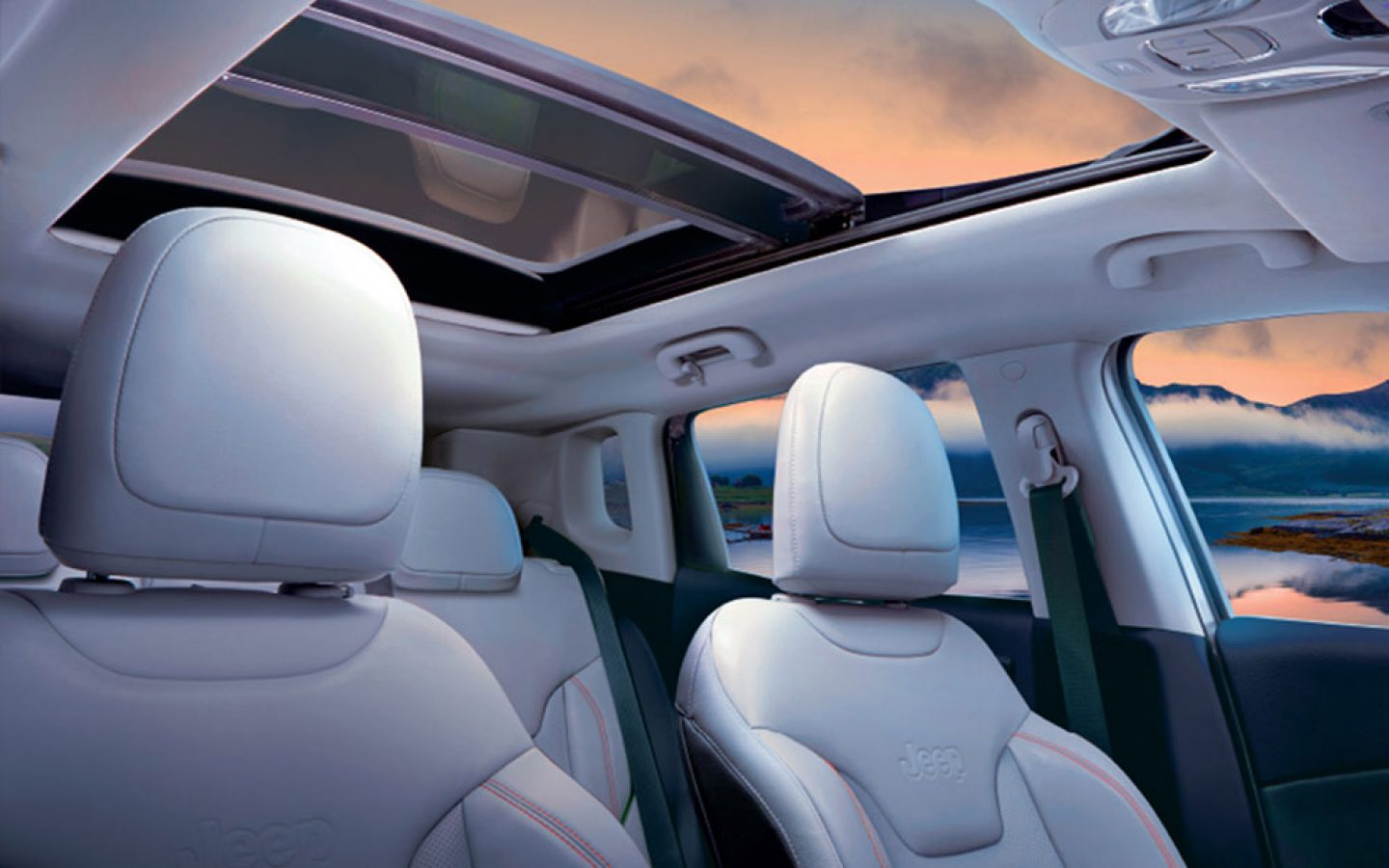 Jeep Compass Images, Video, Interior & Exterior Photo Gallery - Jeep ...