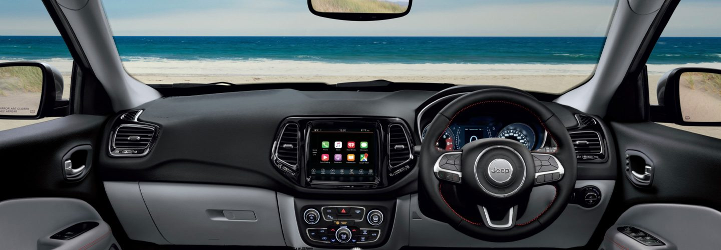 Jeep Compass Interior Features: Innovative Interior Features - Jeep ...