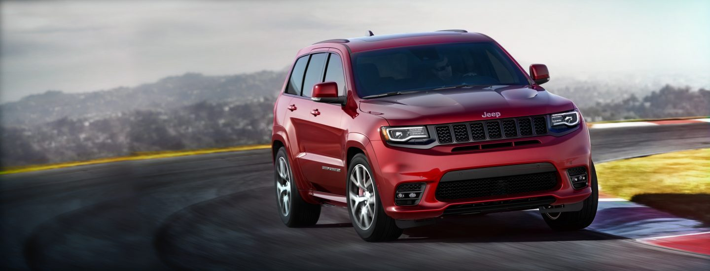 /2017_Jeep_Grand Cherokee_SRT_VLP_Hero Image. JEEP® GRAND CHEROKEE ...