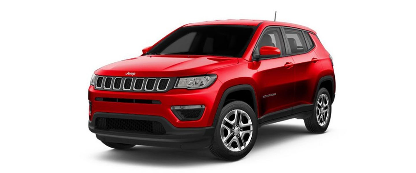 JEEP COMPASS Red