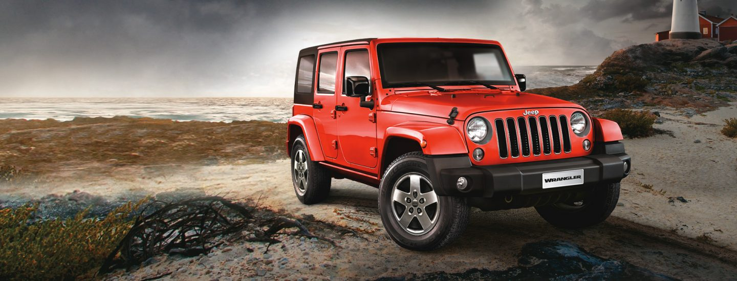 Jeep® Wrangler Unlimited - Specification, Features, Images